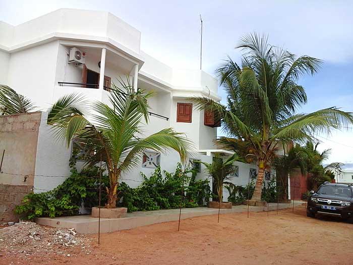 Vente immo au Sénégal