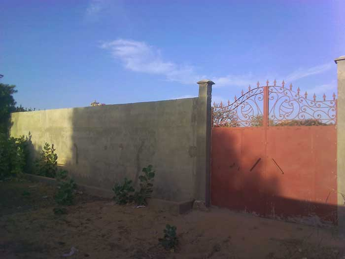 Bien immobilier Senegal